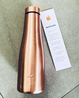 Limited Edition Apple Rose Gold Bottle