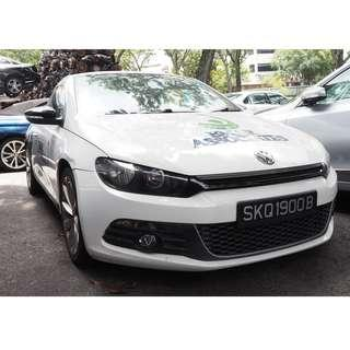 (SCRAPPED) VW SCIROCCO 1.4 2010 AC VENT FRONT RIGHT (07503)