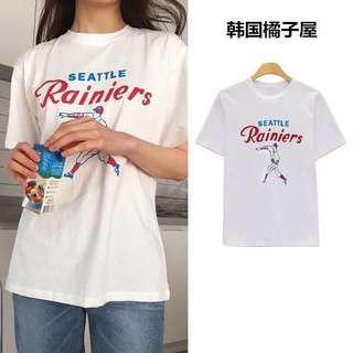 [PO] Summer loose t-shirt