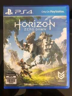 Horizon Zero Dawn 地平線