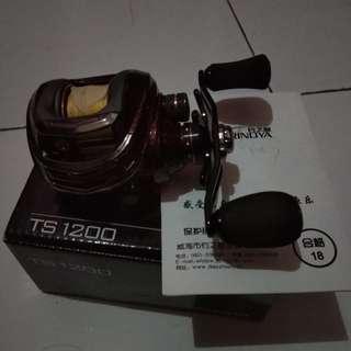 Baitcasting Reel TS Rinoya TS1200