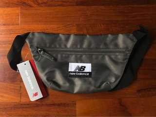 1000% Original new balance green sling waist bum bag tas selempang (not adidas nike fila supreme uniqlo zara)