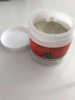 Aztec indian healing clay
