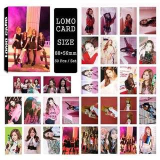 🚚 Preorder 30pcs/set Kpop BLACKPINK as if it's your last poster photo lomo card