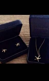 Pendant & Necklace tiffany&co 10/10 condition just like new