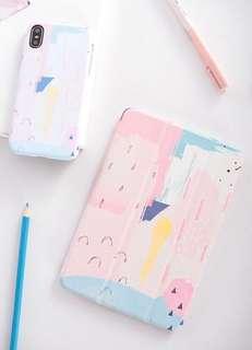 🚚 [Free iPhone Case!] Pastel iPad Case