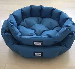 🚚 (預購)耐抓耐咬冬暖夏涼實用款 藍紅兩色 材質好 狗貓寵物睡床