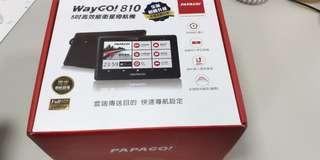 🚚 Papago WayGo810 衛星導航