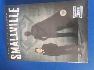 Dvd Film Smallville season 10