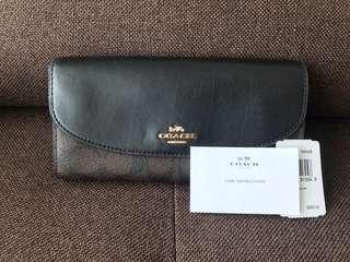 Coach Wallet leather