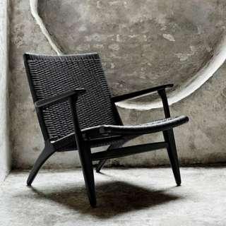 🚚 Carl Hansen CH25 Lounge Chair