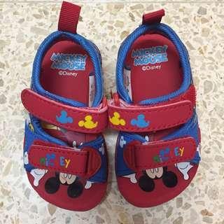 Sepatu sendal LC Waikiki Mickey, Size 21, Disney License