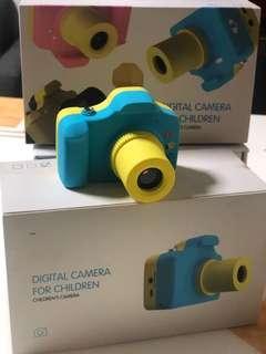 公司貨尾-可愛兒童數碼攝錄相機📸