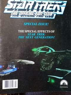 🚚 Star Trek #78, The official fan club magazine