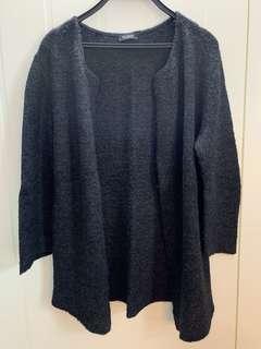 Kookai Grey Cardigan (Free Size) 灰色冷外套 (均碼)