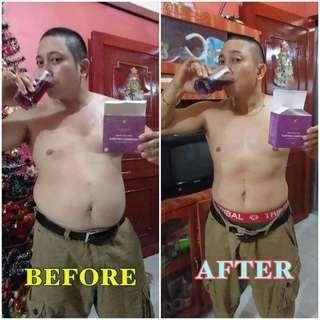 Amazing Garcinia Cambogia Slimming Grape Juice