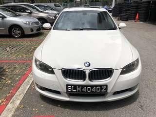 BMW 323i Sedan Auto