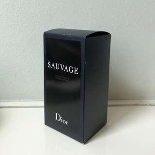 Sauvage Dior Eau De Toilette 100ml