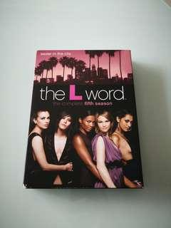The L word - the complete 5th season