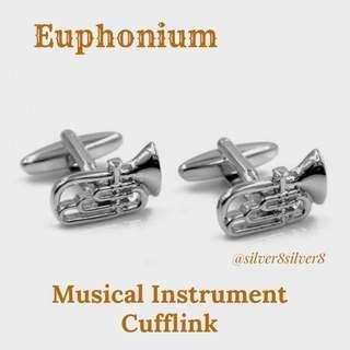euphonium 袖口鈕