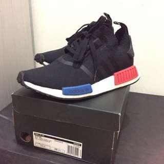 Adidas NMD R1 OG Primeknit UK7.5 100% legit