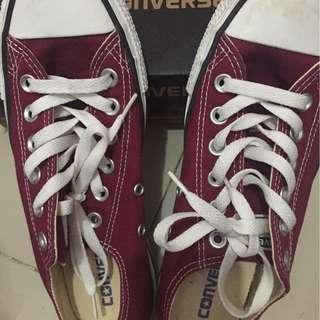 Converse All Star Maroon