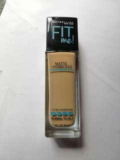 FREE SHIPPING! MAYBELLINE NE  FIT ME MATTE PORELESS