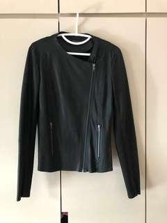 🚚 Anthropologie Leather Jacket