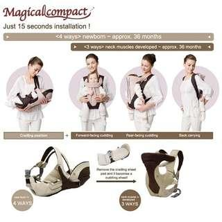 COMBI MAGICAL COMPACT CARRIER
