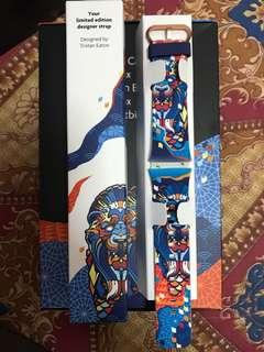 Fitbit Ionic Limited Edition Designer Strap by Tristan Eaton