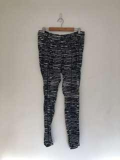 SINÉQUANONE Printed Trousers