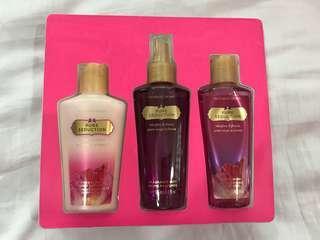 Victoria's Secret pure seduction set perfume