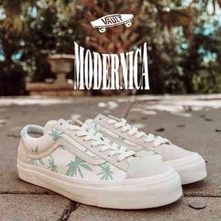 Sepatu Vans Original - Vault X Modernica Style 36 LX