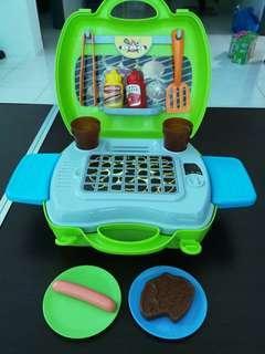 Cooking set - BBQ