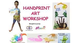 Handprint Art Workshop