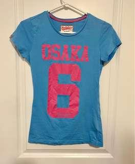 Superdry T-shirt - Size S (Women's)