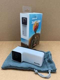 iPhone 7plus/8plus PanoClip SNAP-ON 360 Lens