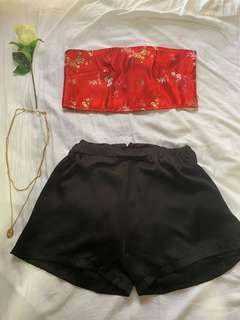 Handmade oriental top