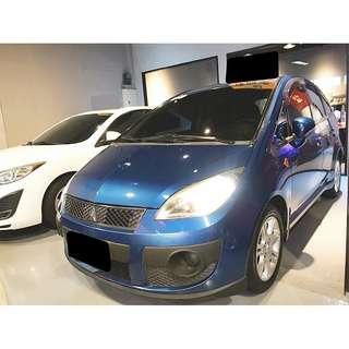 2010年 三菱 COLT PLUS IO版 新車價56.9萬 超強力過件團隊 幫你一圓買車夢!!
