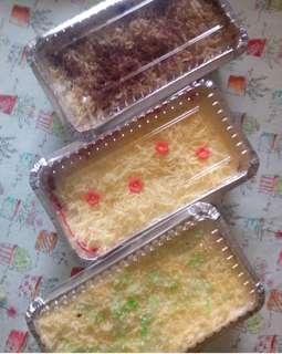 Cheese Cake Leleh Sedap