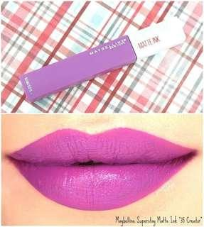 Maybelline Super Stay No 35