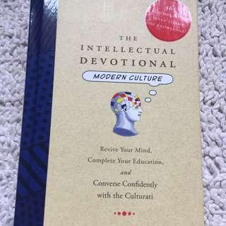 The Intellectual Devotional (Book): Revive Your Mind, Complete Your Education, and Roam Confidently with the Cultured Class