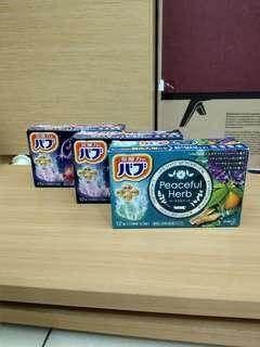 🚚 日本泡澡劑