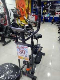 Kredit Bfit Eleptical Bike Promo Bunga 0% Khusus 6 bulan Acc 3 Menit