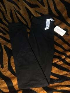 SMALL Forever 21 Essentials Black Leggings