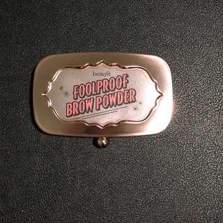Benefit Fool Proof Brow Powder