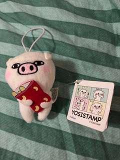 Yosistamp 公仔