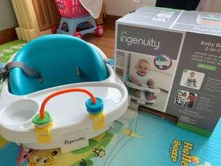 Baby Bumbo seat  2-in-1