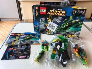 Lego 76025 Green Lantern vs Sinestro (Batman)