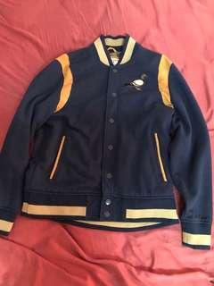 Staple varsity jacket M size